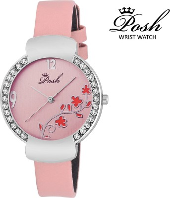 Posh PST216P  Analog Watch For Girls