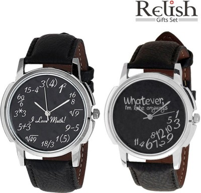 Relish R-1030C Watch  - For Men
