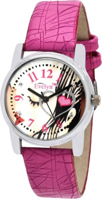 Evelyn EVE-415  Analog Watch For Girls