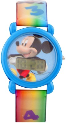 Disney DW100231  Digital Watch For Kids