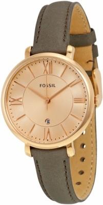 Fossil ES3707 Jacqueline Watch  - For Women at flipkart
