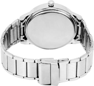 Xeno ZDRE0009 Silver & White Men Analog Watch  - For Men