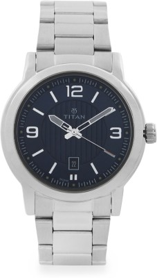 Titan 1730SM03  Analog Watch For Unisex