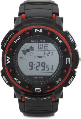 MAXIMA Digital Watch   For Men MAXIMA Wrist Watches