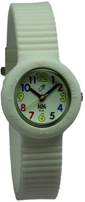 Kool Kidz DMK-006-WH01  Analog Watch For Kids