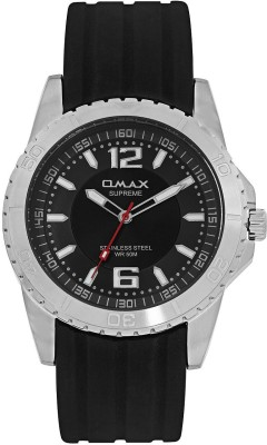 Omax SS277 Male Analog Watch For Boys