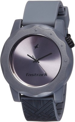 Fastrack NG38022PP07  Analog Watch For Boys