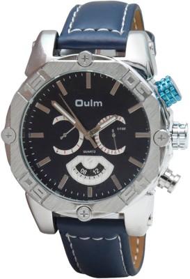 Oulm HP3694BU  Analog Watch For Men