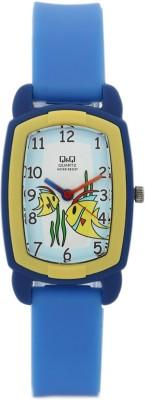 Q&Q VQ61-004 Fashion Analog Watch For Kids