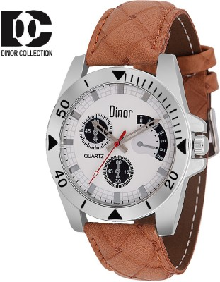Dinor DC-1505  Analog Watch For Boys