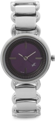 Fastrack 6117SM02C Analog Purple Dial Women's Watch (6117SM02C)