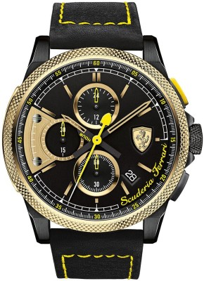 Scuderia Ferrari 0830314 Formula Italia S Analog Watch  - For Men at flipkart