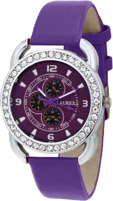 Laurex LX-050  Analog Watch For Girls