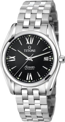 Titoni 83909 S-343  Analog Watch For Men