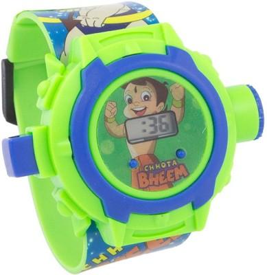 Zdelhi Designer Trendy zb609 Analog-Digital Watch  - For Boys