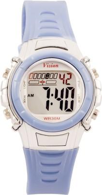 Vizion 8516-7BLUE Cold Light Digital Watch For Boys
