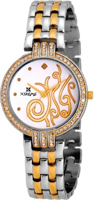 Xtreme XTL8807WT Elegance Analog Watch For Girls