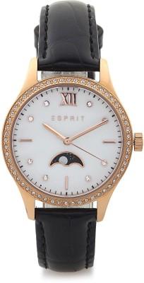 Esprit ES107002004 White Dial Analog Women's Watch (ES107002004)