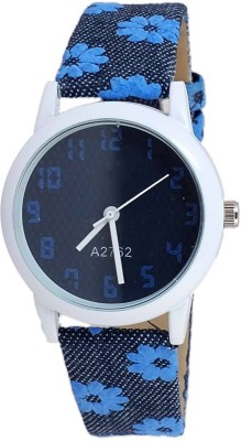 Super Drool SD0291_WT_BLUE Watch  - For Women