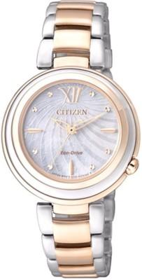 Citizen EM0335-51D Analog Watch - For Women