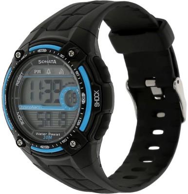 SONATA NH7949PP05J Digital Watch   For Men SONATA Wrist Watches