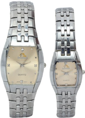 Bromstad 691PG  Analog Watch For Couple