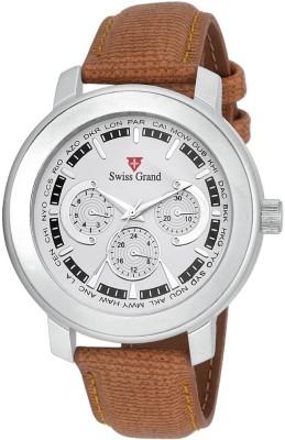 Swiss Grand N SG 1083 Analog Watch   For Men Swiss Grand Wrist Watches