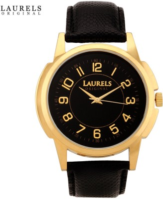 Laurels Lo-Ex-102 Exquisite Watch - For Men