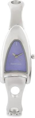 Fastrack NE2262SM02 Essentials Analog Watch   For Women Fastrack Wrist Watches