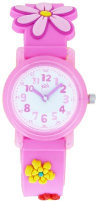 Kool Kidz DMK-007-PK 01  Analog Watch For Kids