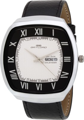 GAYLORD GL1027SL02  Analog Watch For Unisex