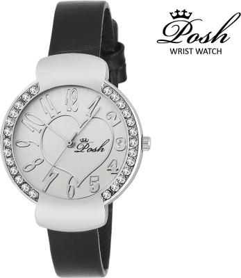 Posh PST213P  Analog Watch For Girls
