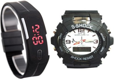 S Shock C19 Watch  - For Men