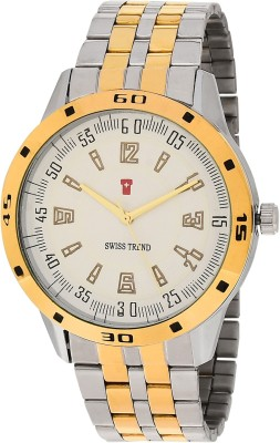Swiss Trend ST2237 Exclusive Robust Analog Watch For Men