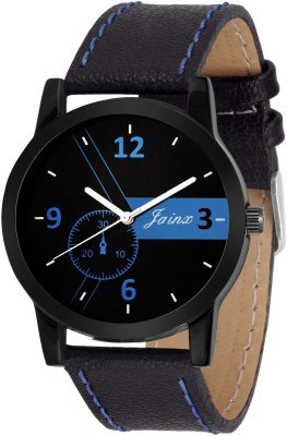 Jainx JM231 Bond Black Dial Analog Watch For Boys