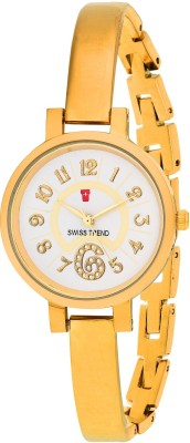 Swiss Trend ST2184 Glamour Analog Watch For Girls