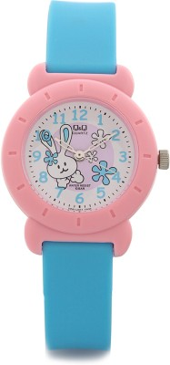 Q&Q VP81-001  Analog Watch For Kids