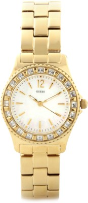 Guess W0025L2 Mother of Pearl Dial Analog Women's Watch (W0025L2)