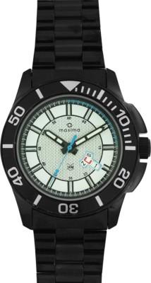 Maxima 32892CMGB Attivo Analog Watch For Men