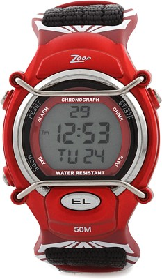 Zoop C3001PV03  Digital Watch For Boys