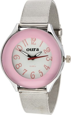 Oura LPCH47  Analog Watch For Girls