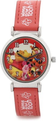 Disney 98137 Winnie The Pooh Analog Watch For Kids