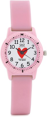 Q&Q VR15J008Y  Analog Watch For Girls