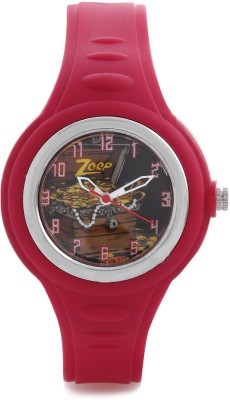 Zoop 4043PP03  Analog Watch For Kids