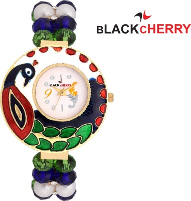 Black Cherry 861  Analog Watch For Girls