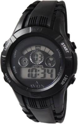 A Avon PK_151 Sports Black Dial Watch  - For Boys