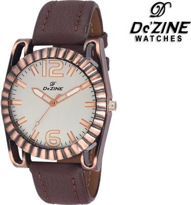 Dezine GR430WHT  Analog Watch For Boys
