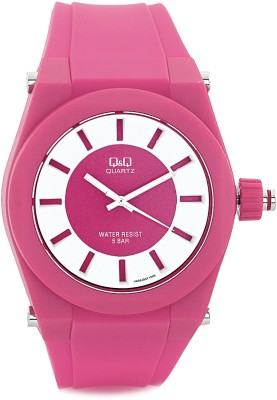 Q&Q VR32J006Y  Analog Watch For Girls