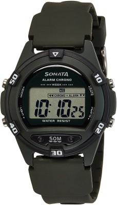 SONATA Digital Watch   For Men SONATA Wrist Watches