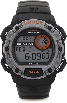 Timex T49978 Expedition Digital Watch For Men